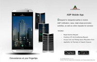 ASP Mobile Application