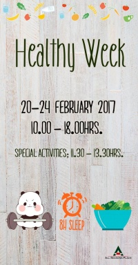 ASP Healthy Week 20-24 Feb 2017